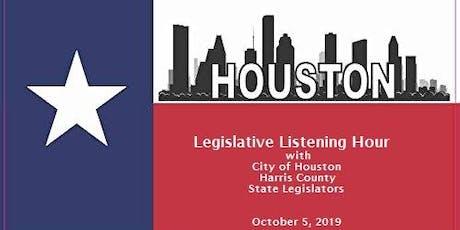Legislative Listening Forum tickets