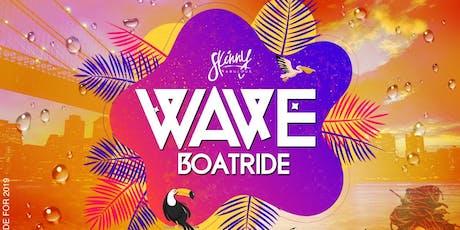 WAVE BOATRIDE tickets