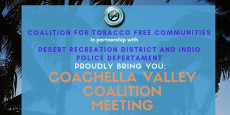 Coachella Valley Coalition Meeting tickets