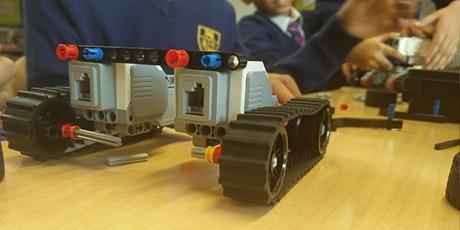 Robotics Day Camp with LEGO Mindstorms tickets