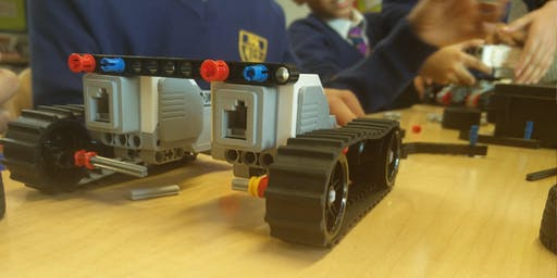 Robotics Day Camp with LEGO Mindstorms
