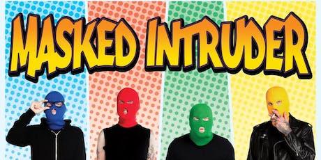 Masked Intruder tickets
