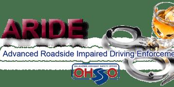 Advanced Roadside Impaired Driving Enforcement (ARIDE) Troop B HQ, Tulsa, OK
