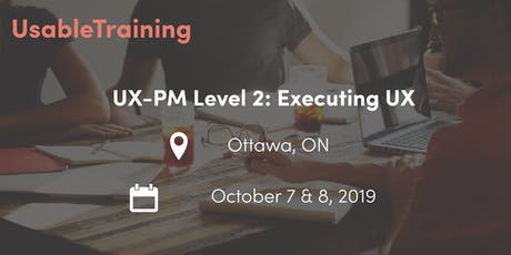 UX Certification: Level 2 - Executing UX tickets