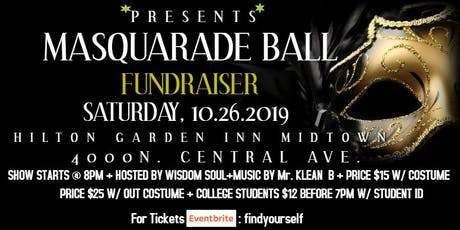 Find Yourself: Masquerade Ball tickets