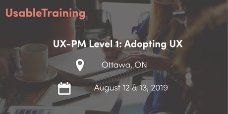 UX Certification: Level 1 - Adopting UX tickets