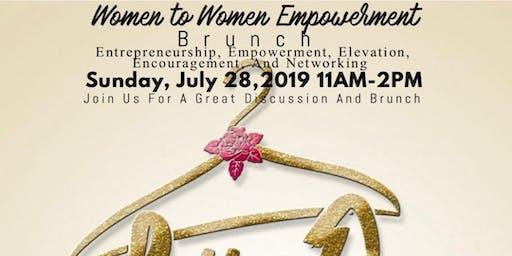 Women to Women Empowerment