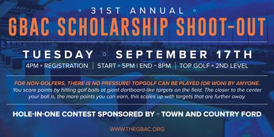 Greater Birmingham Auburn Club Scholarship Shoot-Out at TopGolf