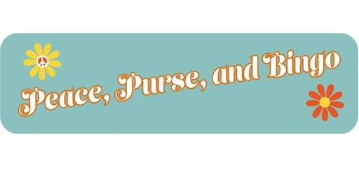Peace, Purses, and Bingo Designer Purse Bingo