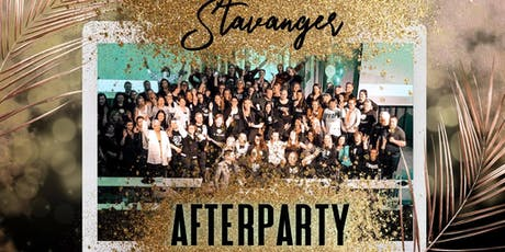 Stavanger Afterparty tickets
