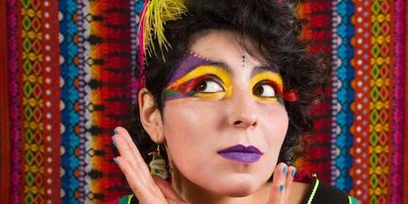 Sofia Viola in Toronto with Quique Escamilla tickets