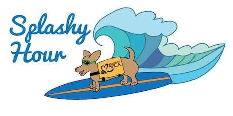 August SSPCA Splashy Hour @ The Animal Den! tickets