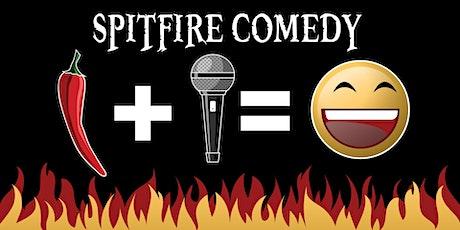 Spitfire Comedy tickets