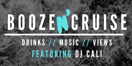Booze N Cruise on Pioneer Cruises tickets