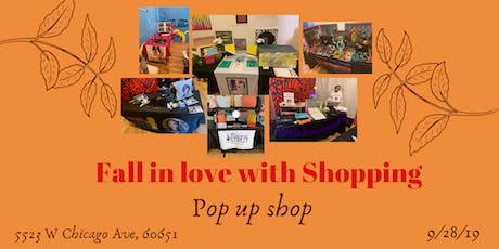 Fall in love with Shopping Vendor Registration tickets