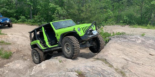 Off Road Addiction JEEP 101 Adventure Wheeling Weekend September 28th & 29th