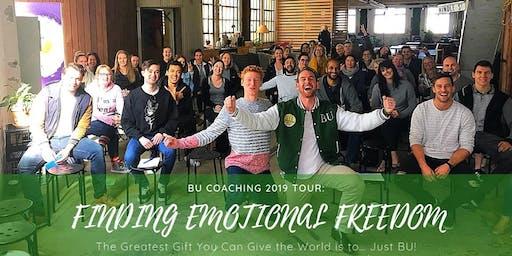 Finding Emotional Freedom - Newcastle