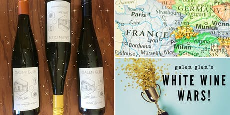 White Wine Wars ~ Galen Glen vs Old Europe tickets