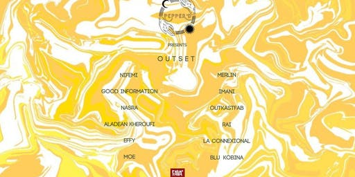 OUTSET: Presented by pepper'd