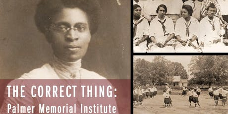 The Correct Thing: Palmer Memorial Institute Film Screening  tickets