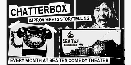 Chatterbox: Improv Meets Storytelling tickets
