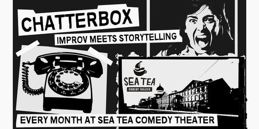 Chatterbox: Improv Meets Storytelling
