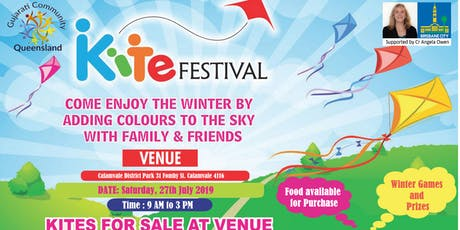 Winter Kite Flying Festival and Sports day 2019 - GCQ tickets