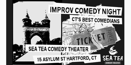 Improv Comedy Night tickets