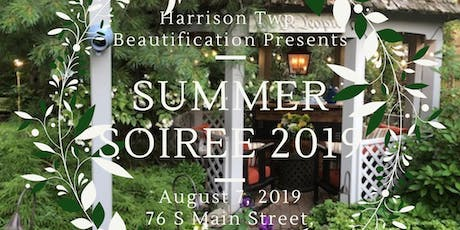 Summer Soiree 2019 tickets