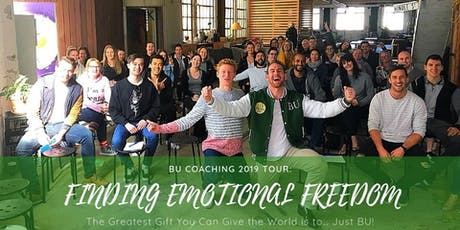 Finding Emotional Freedom - Port Macquarie tickets