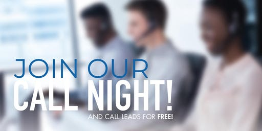 Fanatical Prospecting Call Night + FREE LEADS