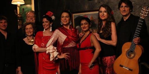 Eduardo's Noche Flamenca Durham at Arcana
