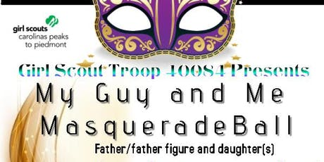 My Guy and Me Masquerade Ball tickets