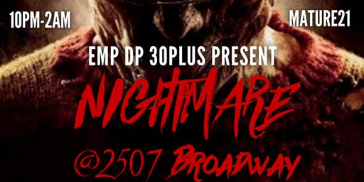Nightmare On Broadway (2507 Broadway)