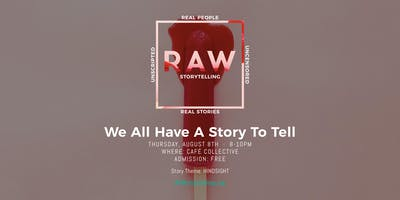 RAW Storytelling: Live True Storytelling Show [Fort Lauderdale]