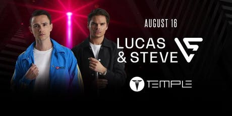 Lucas & Steve tickets