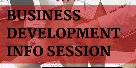 Business Development Coaching Info Session tickets