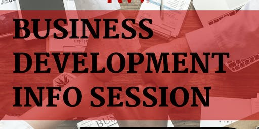 Business Development Coaching Info Session