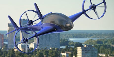 From Wheels to Wings: Our Flying Car Future tickets