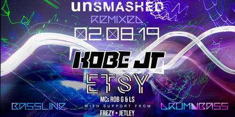 UnSmashed REMIXED 2nd August tickets
