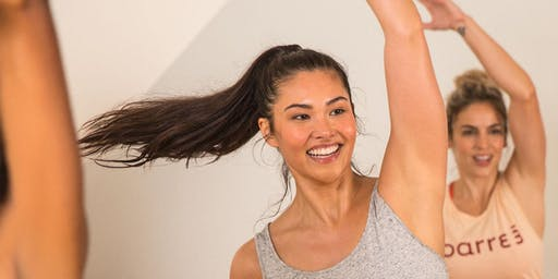 Community Free  barre3 Class with our Trainee Brenna
