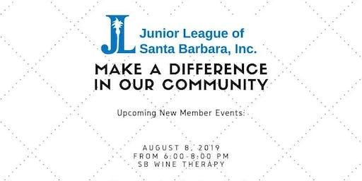 Upcoming New Member Mixer- Junior League of Santa Barbara