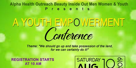 Beauty Inside Out Youth Empowerment Conference tickets