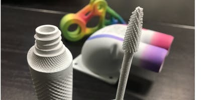 InterPRO Open House November 8, 2019 - HP Jet Fusion color 3D printing live