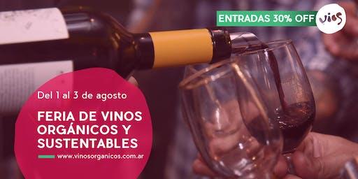 Feria de Vinos Orgánicos y Sustentables | 6ta edición