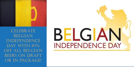Belgian Independence Day Sale tickets