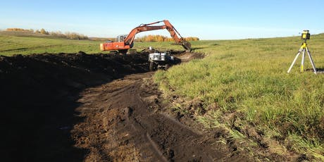Earthworks For Cold Climate Water Resiliency tickets