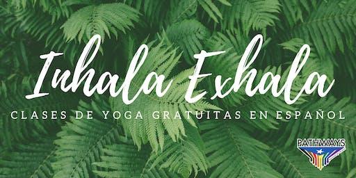 Inhala Exhala: Yoga en Español
