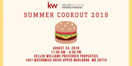 KWPP 2019 Cookout tickets