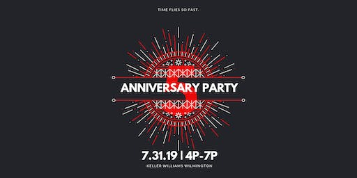 5 Year Anniversary Party | KW Wilmington